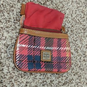 Dooney and Bourke coin/card purse